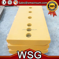 WSG Cutting edge for dozer loader grader scriper excavator scraper blade for hammer drill