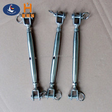 Factory outlet marine Jaw and Jaw closed body rigging screw turnbuckle
