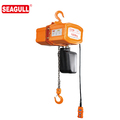 european type 1000kg Electric chain Hoist For Warehouse Use