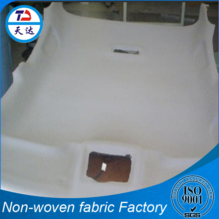 Free Sample Stitch Bonded Car Cover Material PU Leather Material