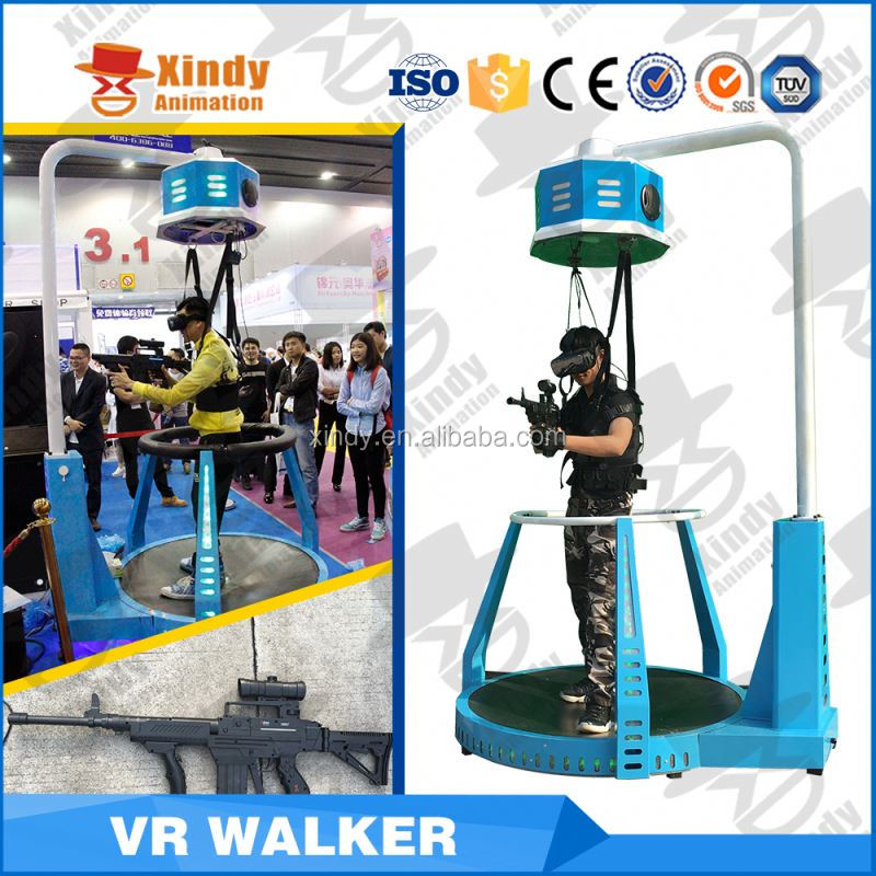 2016 Hong Kong fair vibration VR 3d virtual reality 9d game cinema
