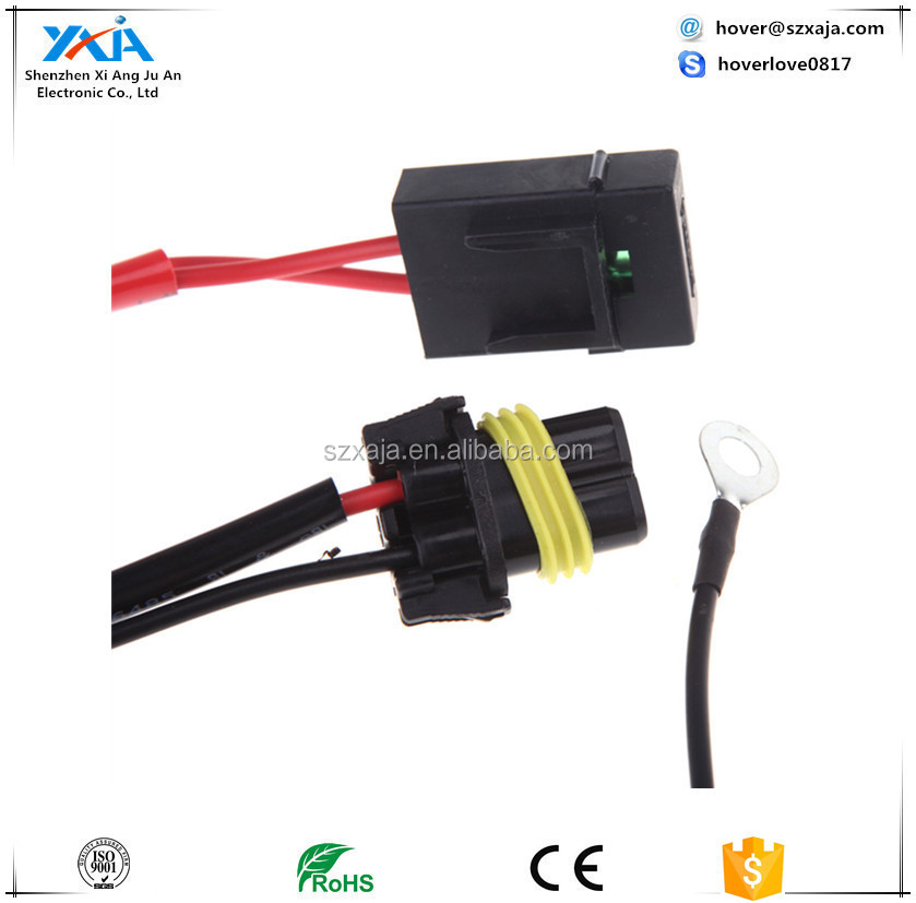 Automotive/Electrical water proof wire harness connector