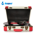Modern Portable Turntable Record Player Phonograph For Sales