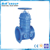 Ductile Iron DN400 Non Rising Stem Gate Valve with Bypass