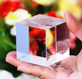 transparent acrylic solid block wholesale