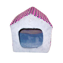 High Quality Best Selling Custom Cat Play House White Indoor Dog House Personalised Cosy Cave Pet Bed