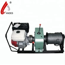 Andes 50m rope winch cable pulling machine,wire rope pulling hoist,cable puller