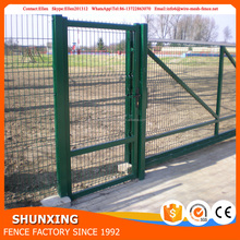 China supplier Powder Coated Fence Gate Grill Design