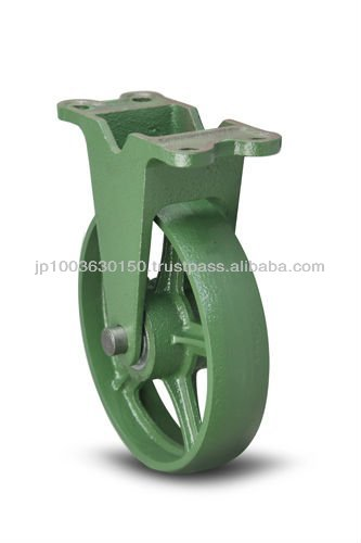 High quality Japanese products Wheel Casters for asphalt machinery 200KFB-1