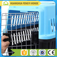Small MOQ Metal Pet Cage Dog Carrier Rich Experience