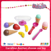 10 Piece Children Plastic Ice Cream
