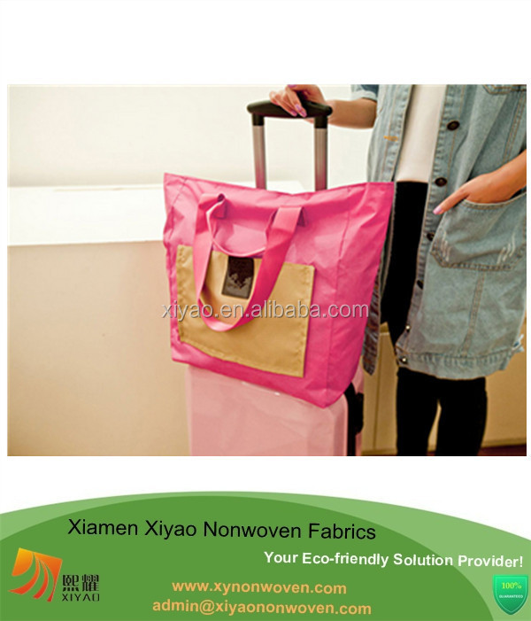 recyclable shopping cotton bag luggage shopping tote