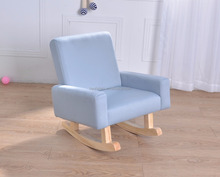 Soft funny kids rocker chair baby furniture