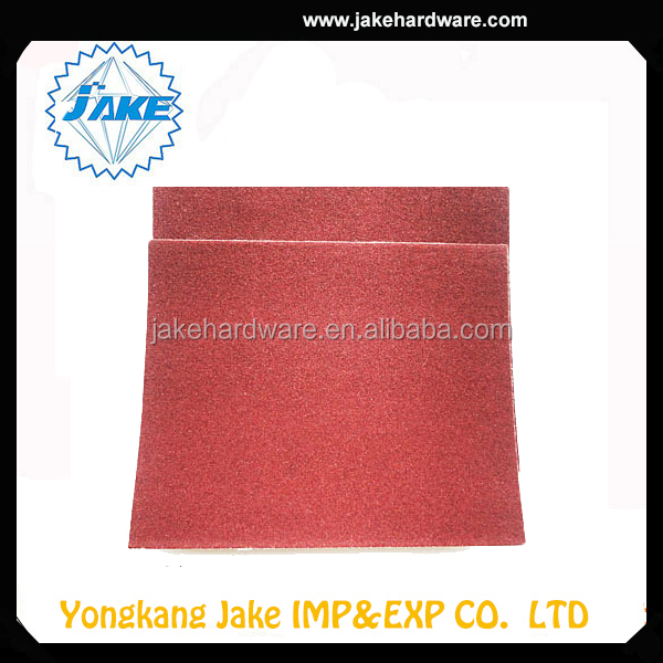 Fashion Good Modern High Quality OEM Zhejiang Glass Sand Paper