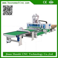 HS-A 1325 Automatic Feeding Machining Center wood copy lathe cutting milling machine cnc woodworking machinery price