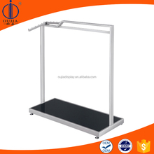 Clothing store display stand, trousers display stand