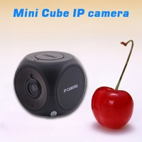 2016 New IPC300 Cube Wireless IP Security Camera, Lifestyle Wireless IP Security Camera with Wi-Fi and Night Vision