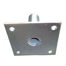 Handy construction steel scaffolding square post base plate