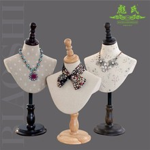 China Factory Wholesale Jewelry Holder Mannequin