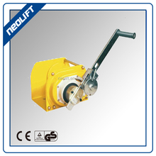 HW type portable hand winch/manual hand winch/marine hand winch