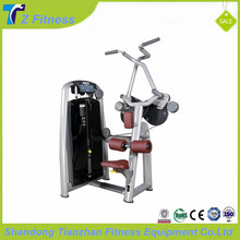 TZ-6008 Commercial exercise gym equipment/Lat Pulldown/factory directly flex fitness machine