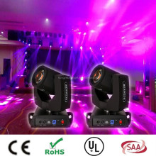china moving head light 200w beam 5r dmx512 for outdoor light