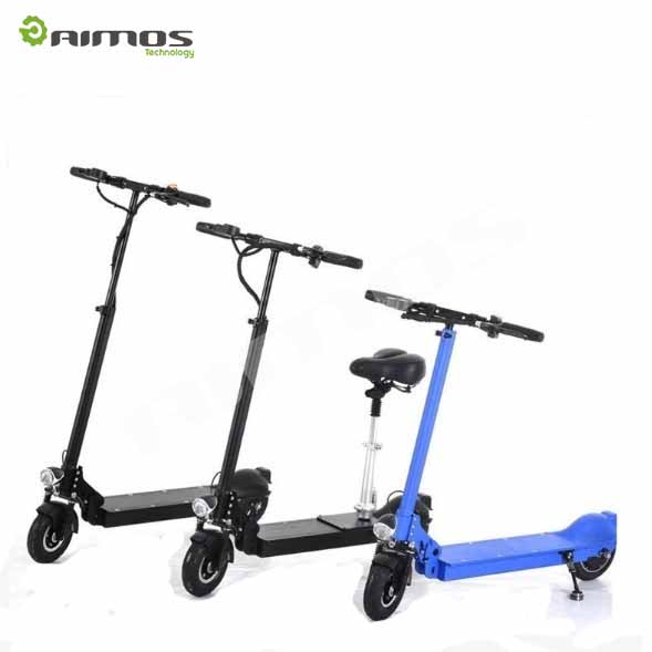 Green power high-class Cross-country vehicle 2 wheel self-balancing electric scooter foldable