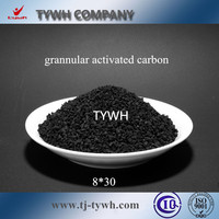manufacturing activated carbon plant of TYWH for water and air treatment AMY 016