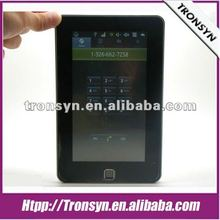 "7"" Resistive Screen Android 2.2 Tablet PC With GSM Support 2G Call phone"