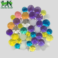 Chinese pearls wholesale magic rainbow water beads decorative water balls hydrogel peals
