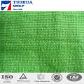 Green round wire and flat wire 110g sun shade net for agriculture