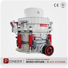 MOBILE CRUSHER PLANT HYDRAULIC CONE CRUSHER
