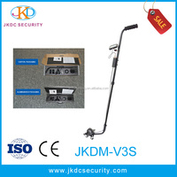 JKDM-V3S Portable three wheels under car inspection camera ,4.3 inch under vehicle search camera