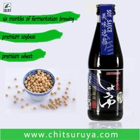 Food 2016 OEM Natural Brewed Halal Japanese Sweet/teriyaki Soy Sauce