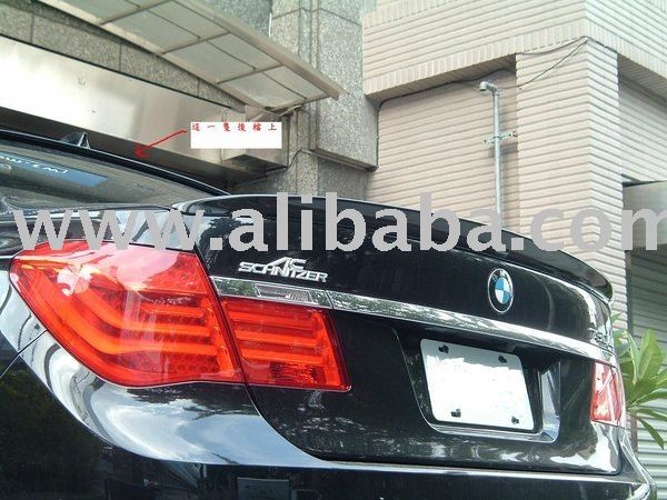 [BEAT DTO PRICE] Trunk Spoiler for BMW F01 730 740 2009' up