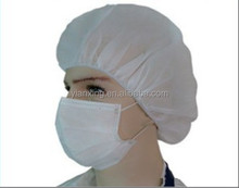 disposable non woven surgical caps for operating room hospital/free sample disposable surgical caps colorful for medical use