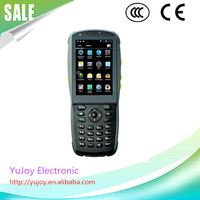 china supplier Quad-core 3.5 inch mobile data terminal android