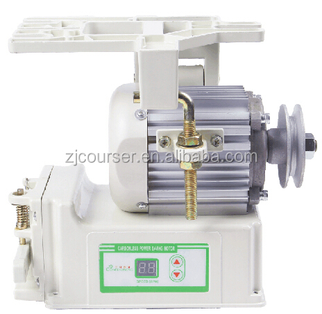 high speed jack juki brother pegasus siruba lockstitch sewing machines servo motor