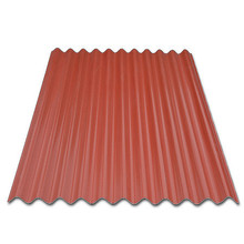 raw materials PVC plastic roof panel/discount corrugated roof sheet/color roof price philippines