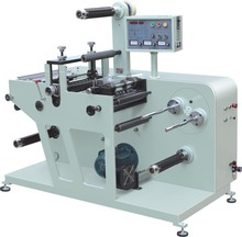 YS-350Y Automatic Rotary Label Die Cutting Machine With Slitting