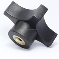 M10 Threaded Plastic Female Knob for adjustment