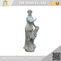 Nature stone life angel statues