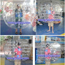 inflatable sumo ball, inflatable belly bump ball,inflatable bump ball