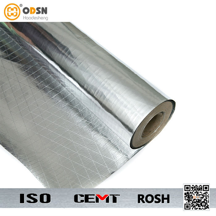 Eco-Friendly Aluminum Foil Roof Water Insulation Materials