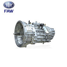 FAW heavy series CA12TA(X)160M3 tfr54 4x4 automotive transmission 2kd