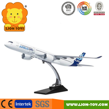 1/234 Scale Airbus A350 Airplane model Resin toy aircraft model for promotion