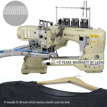 Overlock sewing machine