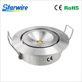 Dimmable LED Puck Cabinet Lighting/LED Ceiling Lights/LED Down Light UL listed