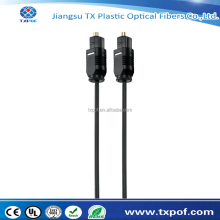 Factory price ps4 digital spdif optical audio toslink cable