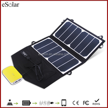 13W Multi Purpose solar laptop charger/foldable folding solar panel/portable solar panel